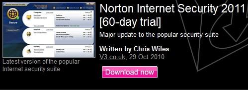 norton antivirus gratis per 60 giorni